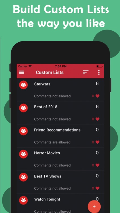 CineTrak - Your Movie Guide screenshot-4