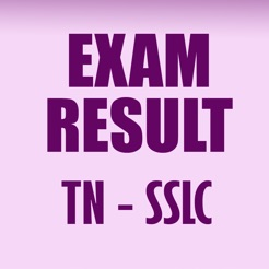 TN SSLC Result on the App Store