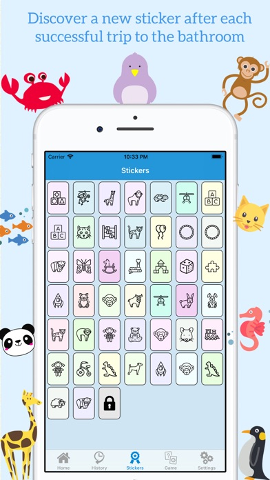 Screenshot for Potty Toilet Training in United States App Store