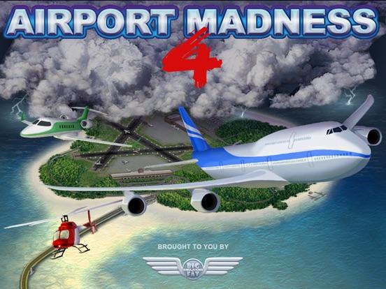 Airport Madness 4 на iPad