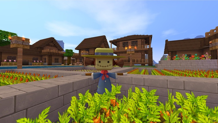 Mini World Block Art screenshot-4