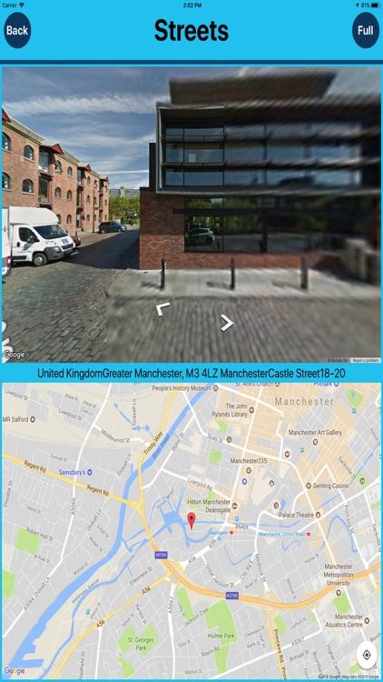 Manchester UK Tourist Places screenshot-3