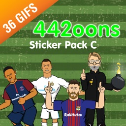 442oons Stickers ** Pack C **