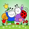 Tavaszi mese - Bogyó és Babóca