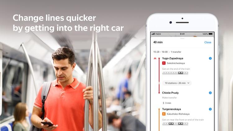 Yandex.Metro screenshot-3