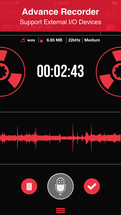 Recorder App Pro