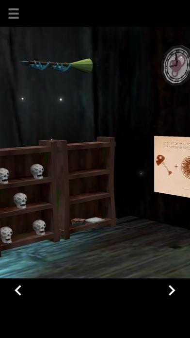 脱出ゲーム スプーキーハウス紹介画像2