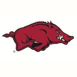 Arkansas Razorbacks PLUS Stickers