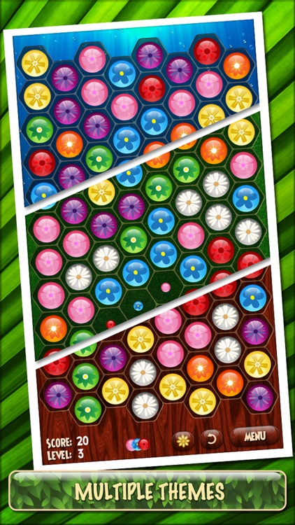 Flower Board - A relaxing puzzle game screenshot-3