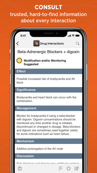 Drug Interactions with Updates screenshot 6