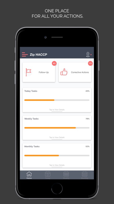 Zip HACCP App Data & Review - Business - Apps Rankings!