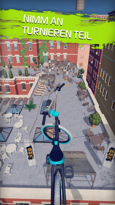 Screenshot 5 Touchgrind BMX 2
