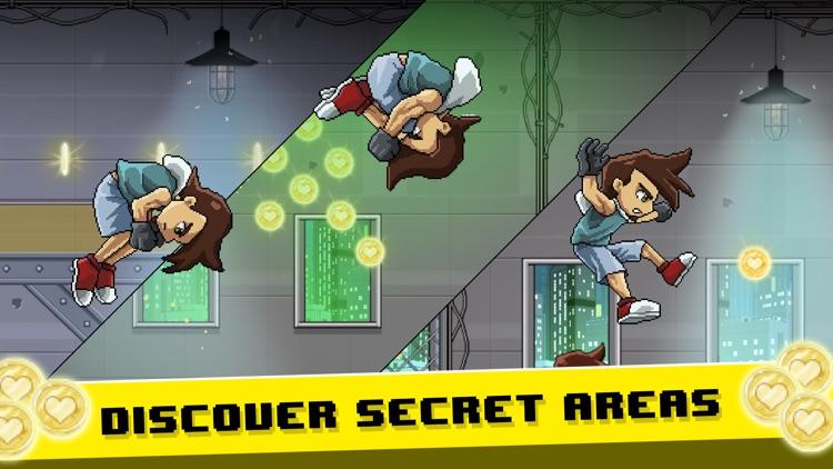 The Last Runner - Run and Jump screenshot-3