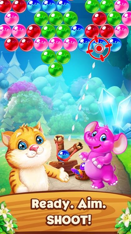 Bubble Tale: Friends Story