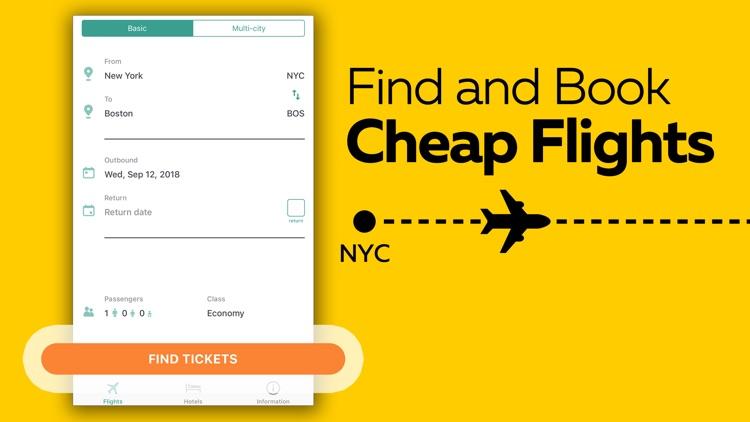 Cheap flights by Smart Flights