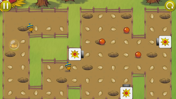 Hamster Chase screenshot-1
