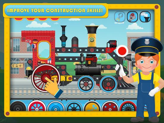 Train Simulator & Maker Game screenshot 4
