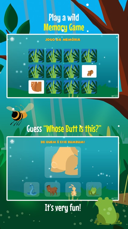 So Many Butts! - interactive book for kids screenshot-3