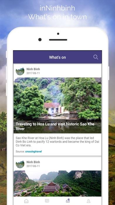 Ninh Binh Travel by inVietnam screenshot four