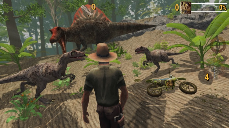 Dinosaur Safari: I-Pro screenshot-1