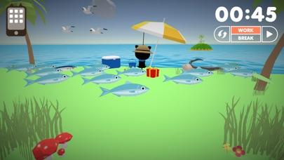 釣りにゃんこ物語スクリーンショット1