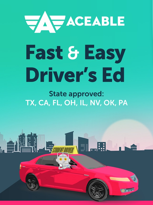 aceable driving school app on the app store rh itunes apple com