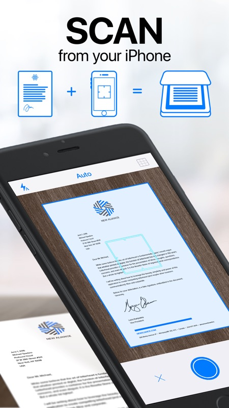 Scanner App: Scan PDF Document - Online Game Hack and Cheat