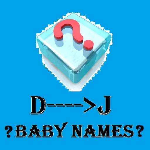 Baby Names D to J