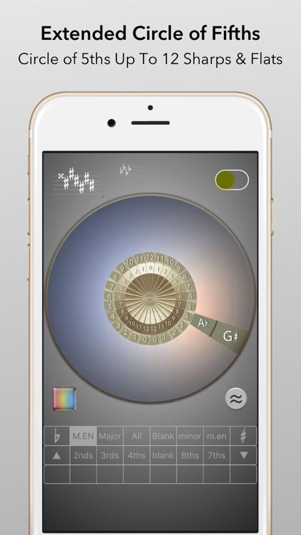 Circle of 5ths Virtuoso III screenshot-0