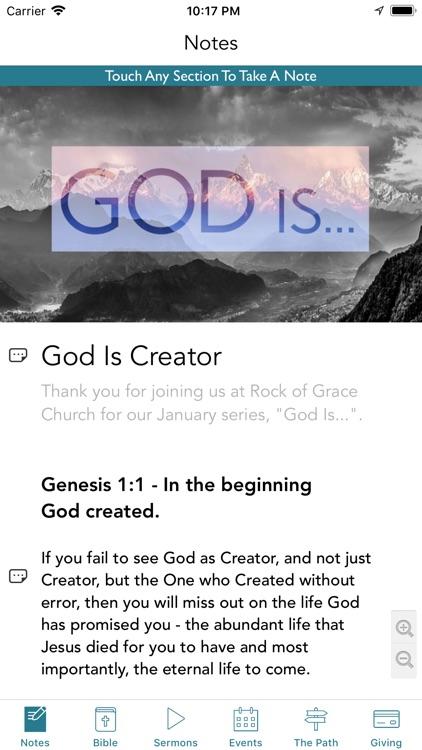 Rock of Grace | Kinsman screenshot-3