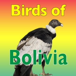 The Birds of Bolivia