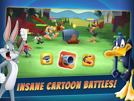 Looney Tunes™ World of Mayhem screenshot 8