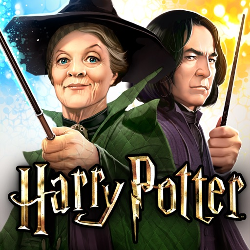 Harry Potter: Hogwarts Mystery app for iphone