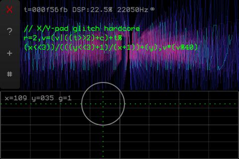 BitWiz Audio Synth - náhled