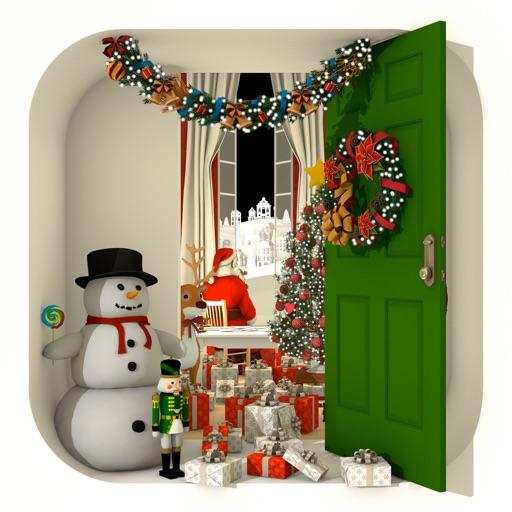 Побег игры Merry Christmas