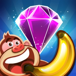 Jewel Banana - Match 3 Puzzle