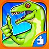 Arturo Buschmann - Dinosaur Puzzle Dino artwork