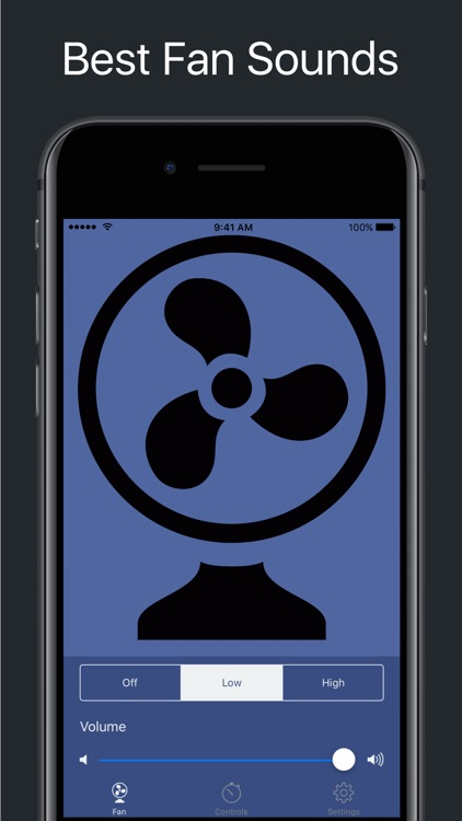Deep Sleep Fan for Bedtime screenshot-5