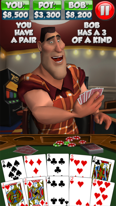 Poker With Bobのおすすめ画像3