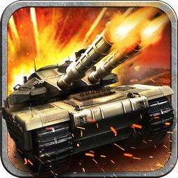 战甲突击-疯狂坦克大作战策略军事游戏