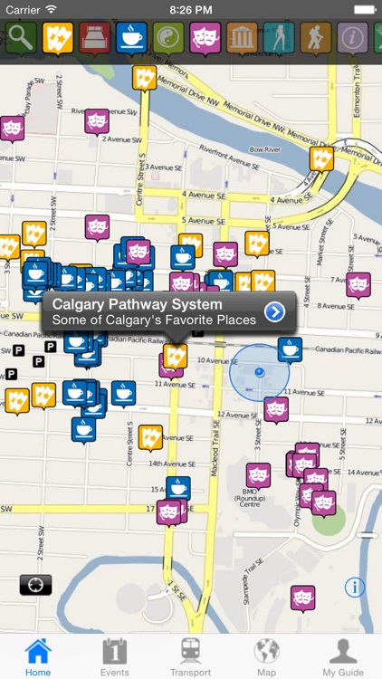 Calgary Travel Guide Offline