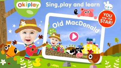 Old MacDonald Had a Farm Song screenshot one