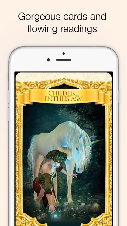 Ask the Unicorns Oracle Cards