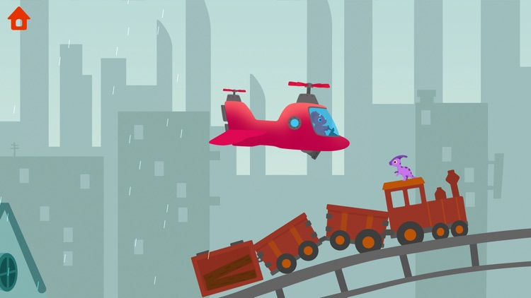 Dinosaur Helicopter screenshot-8