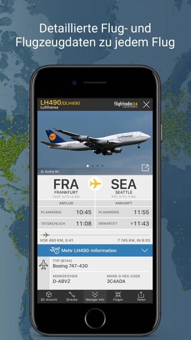 flygradar 24 gratis app