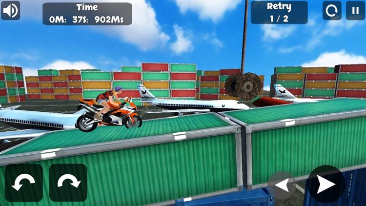 掌上摩托车:真实赛车飞车手游
