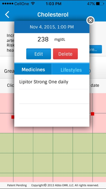 Track My Health screenshot-2