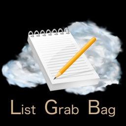 List Grab Bag