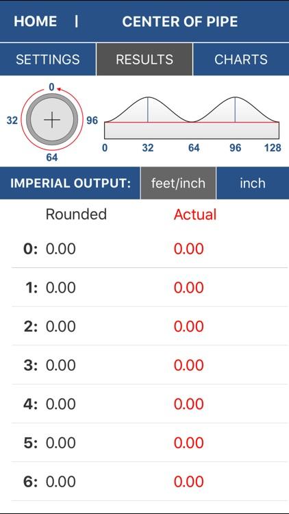 Lateral Pipe Calculator screenshot-4