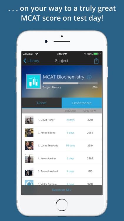 MCAT Exam Flashcards Genius screenshot-4